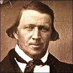 Brigham Young had scores of wives