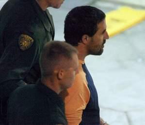 Mack in custody